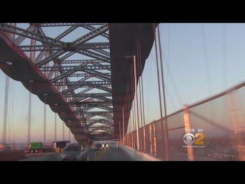 Bayonne Bridge Construction Raining Debris, Residents Say