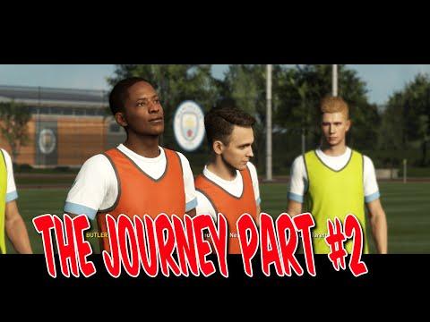 FIFA 17 THE JOURNEY GAMEPLAY #2 - HUNTER zu MANCHESTER CITY!? - STORY MODUS KARRIEREMODUS (DEUTSCH)