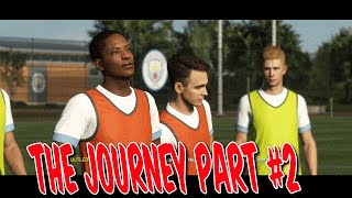 Video FIFA 17 THE JOURNEY GAMEPLAY #2 - HUNTER zu MANCHESTER CITY!? - STORY MODUS KARRIEREMODUS (DEUTSCH) download MP3, 3GP, MP4, WEBM, AVI, FLV Desember 2017