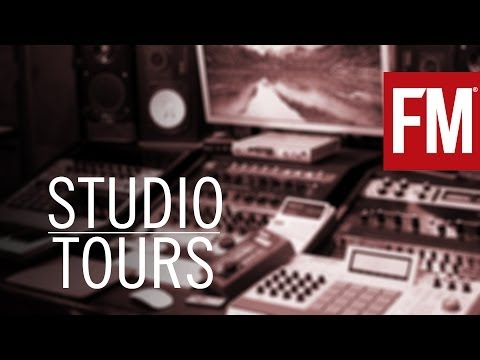 Steve Mac - Studio Tour