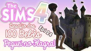 LEVANDO BRONCA  ♥ Desafio dos 100 Bebês #24 ♥ The Sims 4 | Gameplay Lalaland