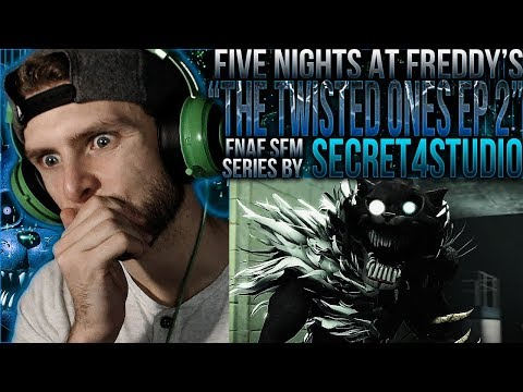 "Vapor Reacts #757 | [SFM] FIVE NIGHTS AT FREDDY'S ""The Twisted Ones Ep 2"" by Secret4Studio REACTION! thumbnail"