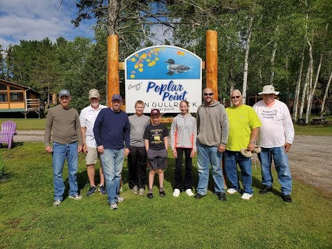 Poplar Point Resort 2019  Vacation  Red Lake, Ontario, Canada