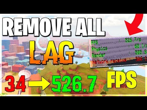 How To Reduce Lag And Increase Fps On Roblox Working 2019 No