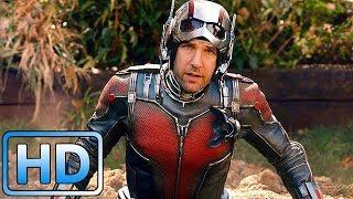 Тренировка Человека-муравья / Человек-муравей (2015)