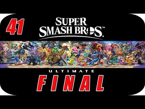 Super Smash Bros Ultimate [Modo Aventura] Gameplay Español - Capitulo 41 [FINAL] Un Nuevo Comienzo thumbnail