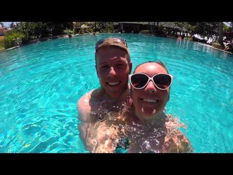 Ali & Nick's Honeymoon