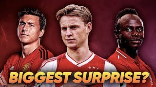 The Biggest Surprise Star In Europe Has Been… | #ContinentalClub