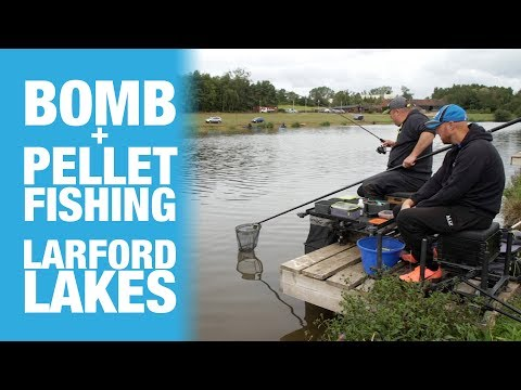 Bomb And Pellet Fishing - Jamie Hughes - Larford