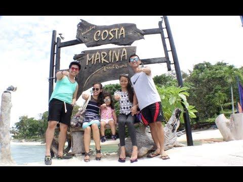 COSTA MARINA BEACH RESORT | SAMAL ISLAND | DAVAO CITY | PHILIPPINES
