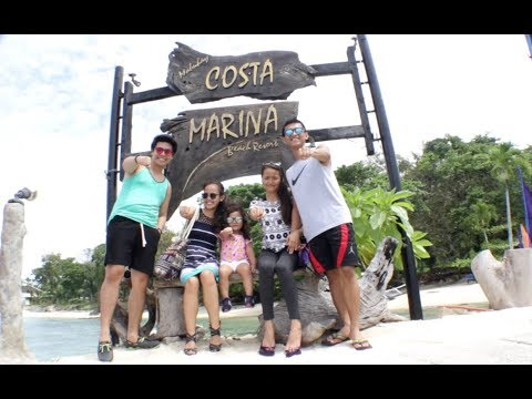 COSTA MARINA BEACH RESORT | SAMAL ISLAND | DAVAO CITY | PHILIPPINES