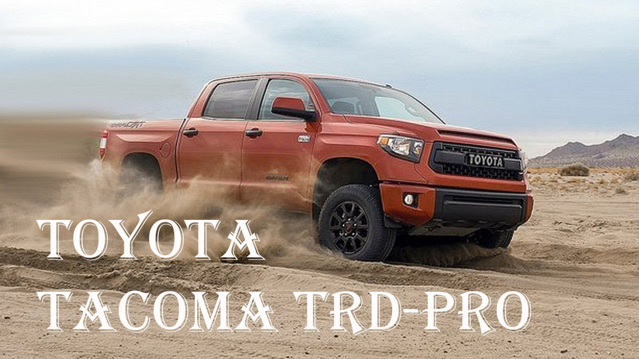 toyota tacoma trd pro 2017 towing capacity engine and interior specs review auto highlights. Black Bedroom Furniture Sets. Home Design Ideas