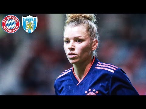 FCB Women Proceed To Round Of 16 | FC Bayern Vs. Göteborg FC 0-1 | Full Game | UWCL 2019/20