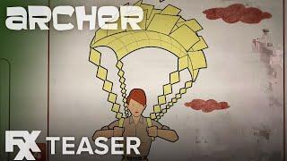 Archer | Season 9: Landing Teaser | FXX