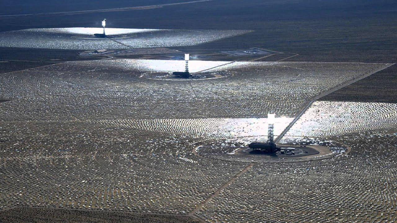 Ivanpah Solar Power Facility – RECÓNDITO