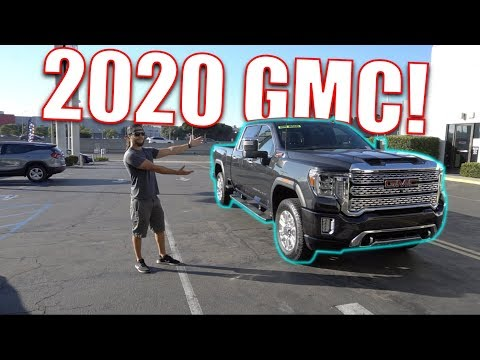 TIME TO BUY A 2020 GMC DENALI HD?!