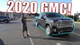 TIME TO BUY A 2020 GMC DENALI HD?!