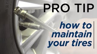 How to Maintain Your Tires - BBB Pro Tips