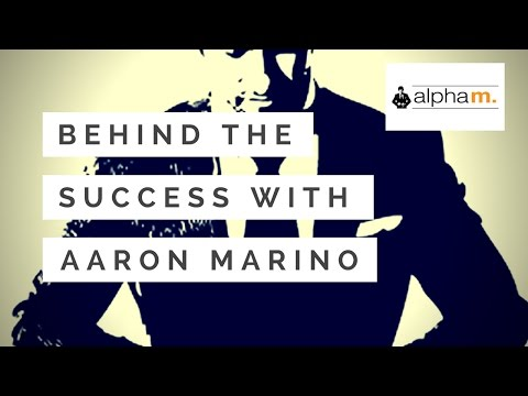 How Aaron Marino Created The Most Popular Men's Style YouTube Channel