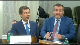 Ted Cruz tries 'gotcha' question on Buttigieg at hearing… and fails MISERABLY