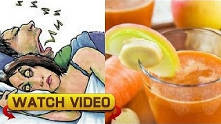 MY HUSBAND STOPPED SNORING, WHEN A FRIEND OF MINE GAVE ME THIS MIRACULOUS REMEDY!
