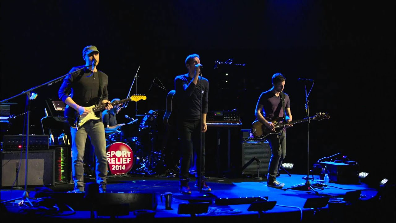 Coldplay play Magic | Sport Relief 2014