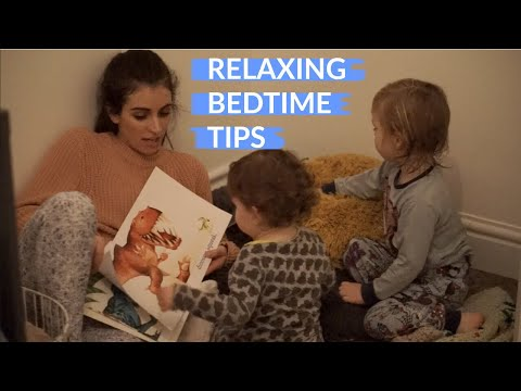 10 WAYS TO RELAX BEFORE BEDTIME