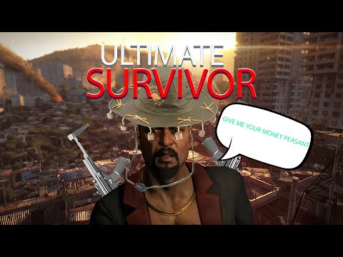 Am I a the best survivor? (Dying light gameplay) |