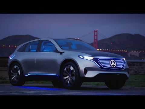 Mercedes-Benz Concept EQ - Electric Car Design