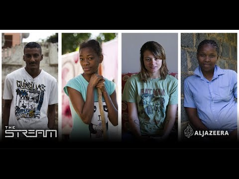 The Stream - 'Born free' South Africans look toward country's future