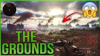 """Call of Duty WW2 - SECRET/HIDDEN MAP! """"The Grounds"""" Map Gameplay! (CoD WW2 Secret Map """"THE GROUNDS"""")"""