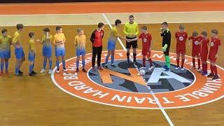 10 01 2021 Мини футбол Локомотив 2 2008 Зеленогорск СШОР Барс 2007 9 1