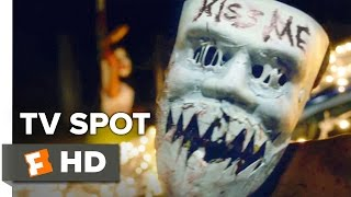The Purge: Election Year TV SPOT - Celebrate (2016) - Frank Grillo Movie
