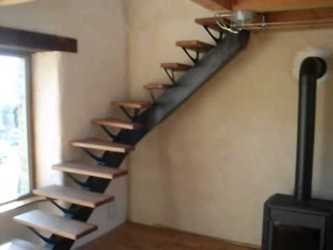 www.ferronnerie-dargoat fabrication et pose d'un escalier a
