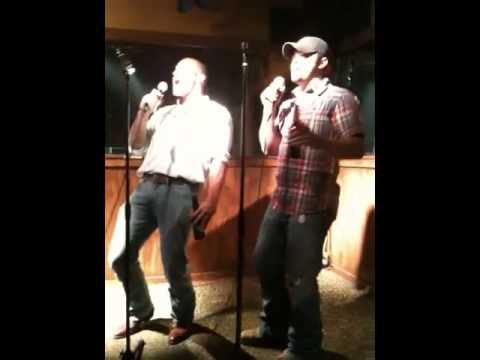 Miles and TK sing Elvira
