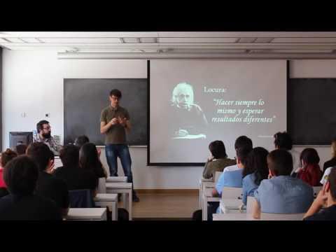 Juan Manuel Delfín - Conferencia