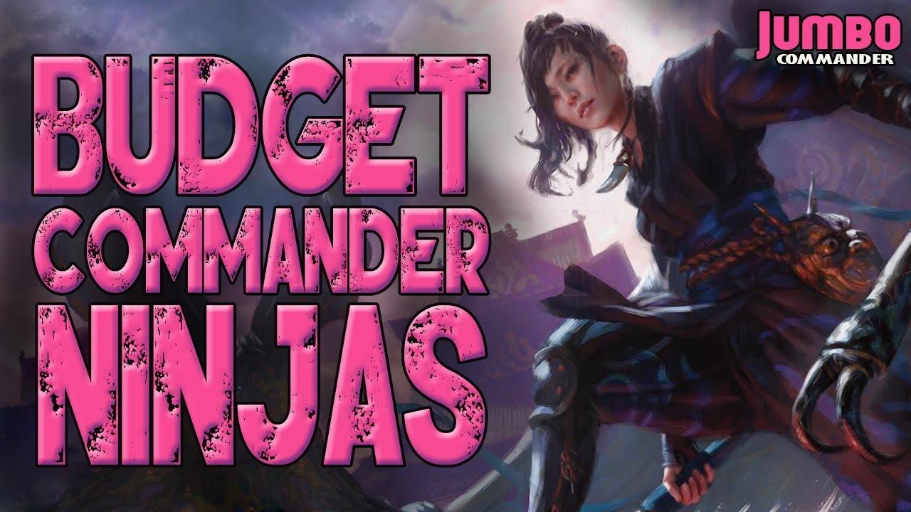 Budget Commander NINJAS! | Yuriko EDH Deck Tech
