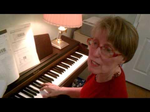 Sally Ahner teaches Alexander Technique for trumpe...