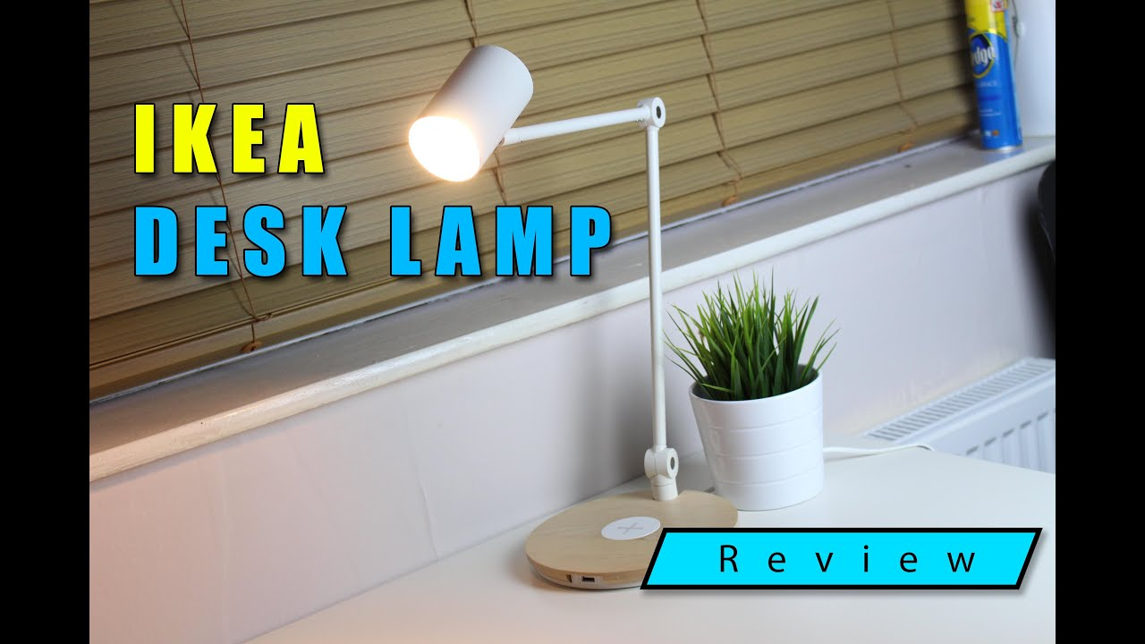 Ikea Riggad Lamp Review Youtube
