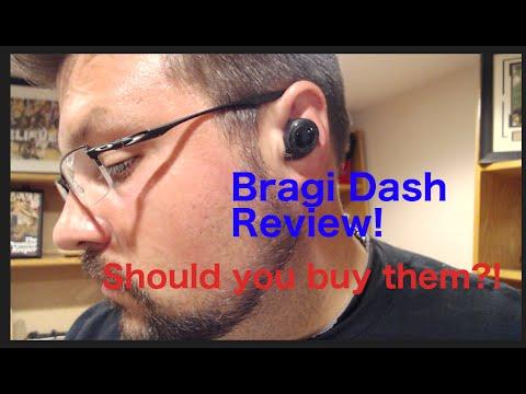 Bragi Dash Impressions And Review!