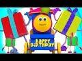 Bob le train   joyeux anniversaire chanson   anniversaire fête chanson   Bob Happy Birthday Song