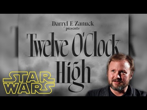 Twelve OClock High  The Hidden Influences Behind Star Wars Episode VIII: The Last Jedi