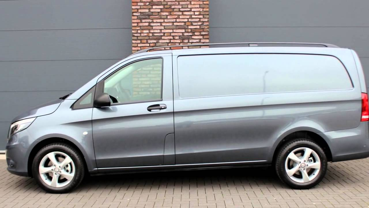 mercedes benz vito 114 cdi automaat first edition pakket line youtube. Black Bedroom Furniture Sets. Home Design Ideas