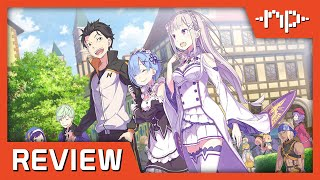 Re:Zero The Prophecy of the Throne Review - Noisy Pixel