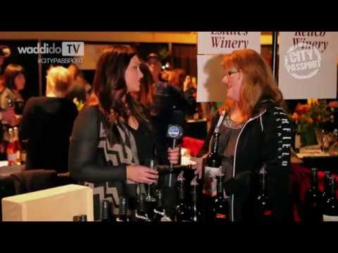 2014 Washington Wine and Food Festival - Airfield Estates Winery