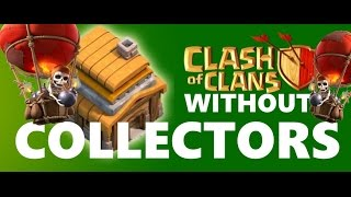 BRONZE LOW LEVEL BALLOON TROLLING -Clash of Clans without Collectors Episode 31