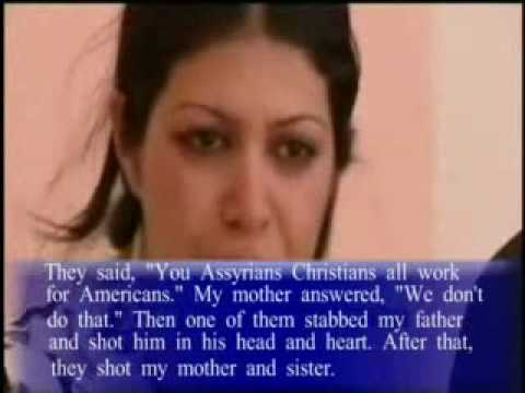 Persecution Of Christian Assyrians In Iraq 1