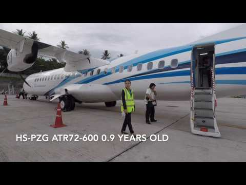 Trip Report – Bangkok Airways – Economy Class – ATR72-600 – PG251 – USM-HKT – Koh Samui to Phuket
