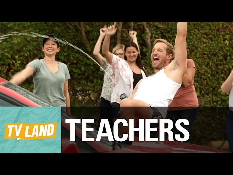 'Ladies, It's Time to Get Wet!' ft. Ryan Hansen    Teachers on TV Land Season 2