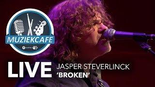 jasper steverlinck   broken live bij muziekcafé